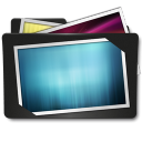 128x128px size png icon of Folders Imagenes