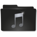 128x128px size png icon of Folders Itunes