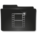 128x128px size png icon of Folders Videos