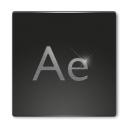 128x128px size png icon of Programs AfterEffect