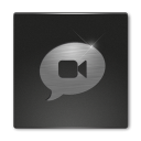 128x128px size png icon of Programs Ichat