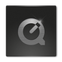 128x128px size png icon of Programs QuickTime a