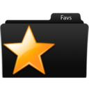 128x128px size png icon of Favs