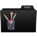 128x128px size png icon of Paints