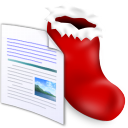 128x128px size png icon of Lib Documents