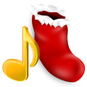 128x128px size png icon of Lib Music