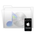 128x128px size png icon of My music