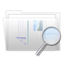 128x128px size png icon of Recent searches