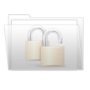 Ziped folder Icon