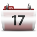 128x128px size png icon of 02 Calendar