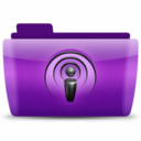 128x128px size png icon of 39 Podcast