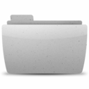 128x128px size png icon of 42 Gray
