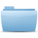 128x128px size png icon of 43 Blue