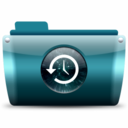 128x128px size png icon of 59 Time Machine