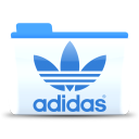 128x128px size png icon of Adidas 2