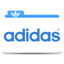128x128px size png icon of Adidas 3