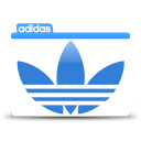 128x128px size png icon of Adidas 4