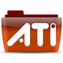 128x128px size png icon of Ati