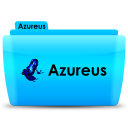 128x128px size png icon of Azureus