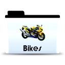 128x128px size png icon of Bikes