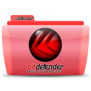 128x128px size png icon of Bitdefender