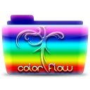 128x128px size png icon of Colorflow