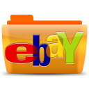 128x128px size png icon of Ebay