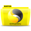 128x128px size png icon of Norton