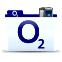 128x128px size png icon of O2