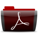 128x128px size png icon of PDF Documents