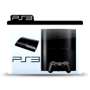 128x128px size png icon of Ps 3