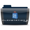 128x128px size png icon of Ps3 store