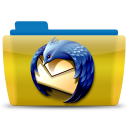 128x128px size png icon of T bird