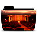 128x128px size png icon of Theatre