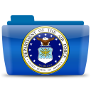 US airforce seal Icon