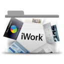 128x128px size png icon of iWork 08