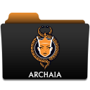 128x128px size png icon of Archaia