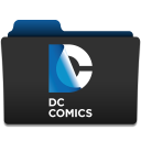 128x128px size png icon of DC Comics