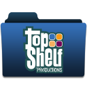 128x128px size png icon of Top Shelf
