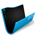 128x128px size png icon of Folder Blank 3
