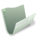 128x128px size png icon of Folder Blank 5