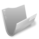 128x128px size png icon of Folder Blank 9