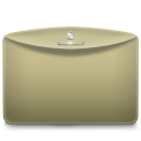 128x128px size png icon of Folder Color Beige