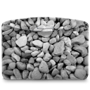 128x128px size png icon of Folder Nature Stones