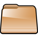 128x128px size png icon of Generic Brown