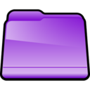 128x128px size png icon of Generic Violet
