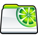 128x128px size png icon of Limewire Downloads