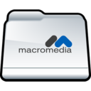 128x128px size png icon of Macromedia