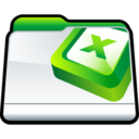 128x128px size png icon of Microsoft Excel