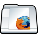 128x128px size png icon of Mozilla Firefox Bookmarks